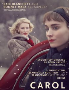After Hours Film Society Presents Carol