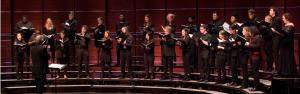 College Music: Chamber Singers & Concert Choir...