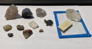 Rock and Mineral ID Class