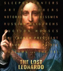After Hours Film Society Present The Lost Leonardo...