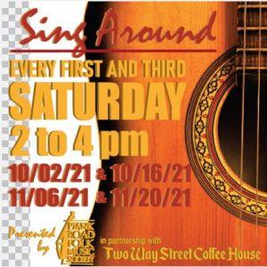 Two Way Street Coffee House--Sing Around